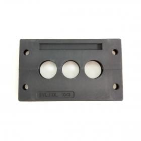 KDL 10-3 电缆引入系统(穿墙板)