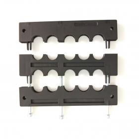 KDL 2/10 电缆引入系统(穿墙板)