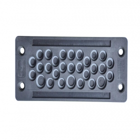 KDP/N 24/29-1 电缆引入系统(直插式穿墙板)