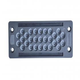 KDP/N 24/29 电缆引入系统(直插式穿墙板)
