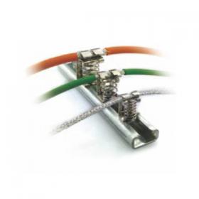 电磁屏蔽电缆夹