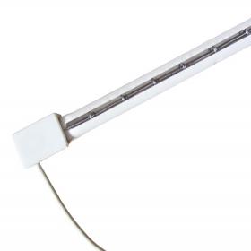 透明红外线灯管