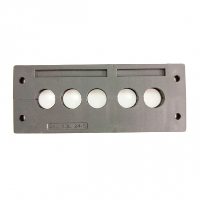 KDL 24/5 电缆引入系统(穿墙板)