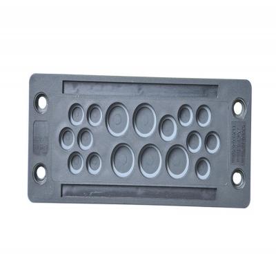 KDP/N 24/17-1 电缆引入系统(直插式穿墙板)