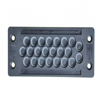 KDP/N 24/23 电缆引入系统(直插式穿墙板)