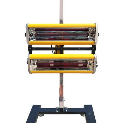 江门红外线灯管解说石英加热管出产设计的标准有哪些呢
